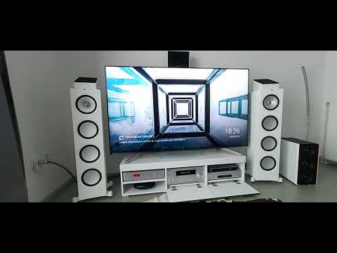 KEF Q950 Stereo play Dire Straits