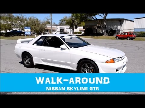 1990 Skyline GTR Legally Imported to USA - Recently SOLD