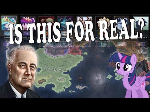 World War II But It's My Little Pony