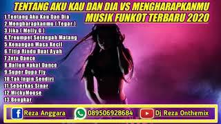 Download Lagu DJ TERBARU TENTANG AKU KAU DAN DIA VS MENGHARAPKANMU ( TEGAR ) HARDMIX FUNKOT 2020 mp3
