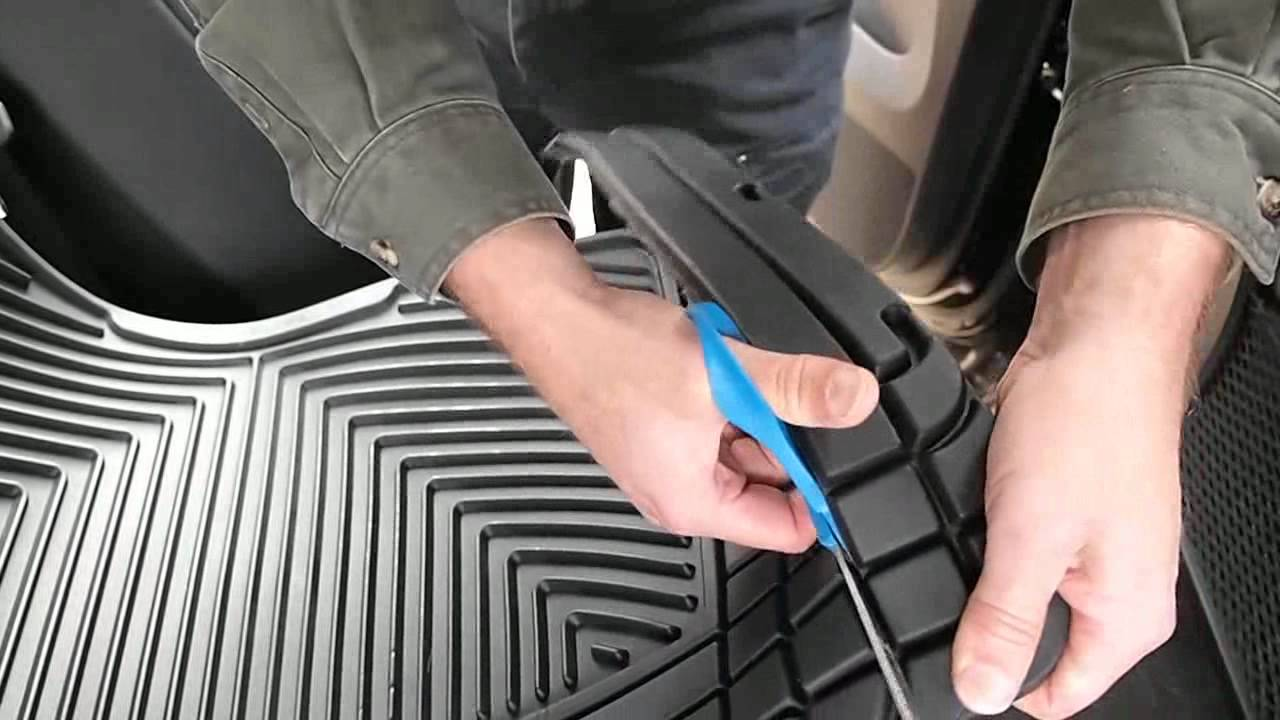 How to unlock weathertech floor mats - Weathertech Floor Mats Unboxing And Installation 2011 Chevy Equinox