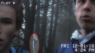 WE Spotted Michael Jackson in the Forest