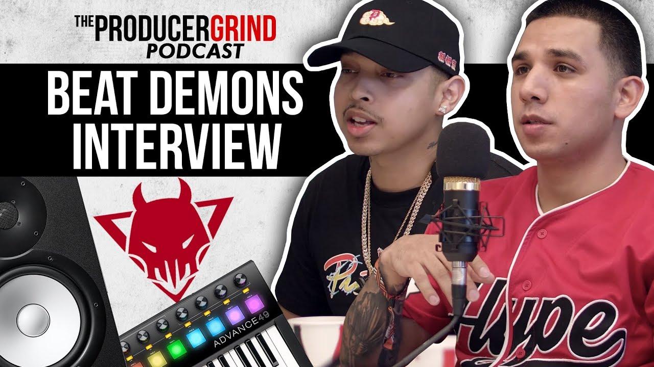 Beat Demons Talk Keys To Selling Beats Online, Branding Yourself + More