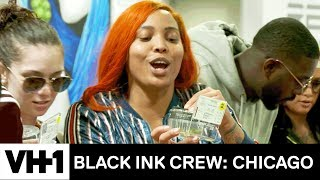 Charmaine Takes the Gang to a Weed Dispensary 'Sneak Peek' | Black Ink Crew: Chicago