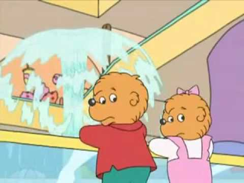 The Berenstain Bears At The Giant Mall 1 2 Youtube
