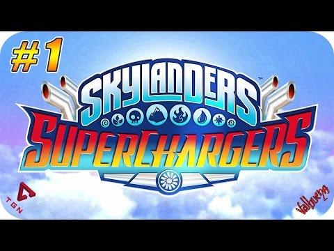 Skylanders Superchargers - Gameplay Español - Capitulo 1 - 1080pHD