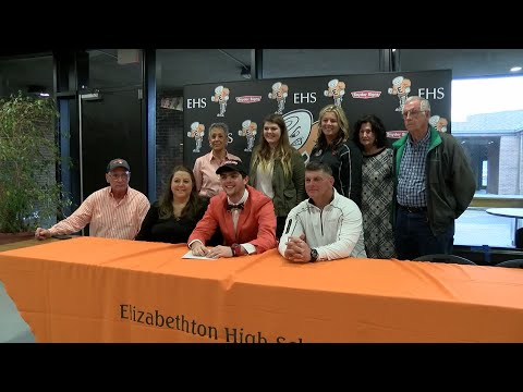 Elizabethton QB Carter Everett signs with Tusculum