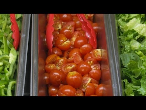 Getting More Food From Local Farms To Schools