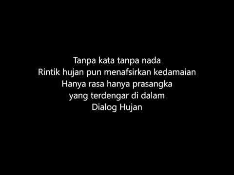 Senar Senja - Dialog Hujan (Lirik)