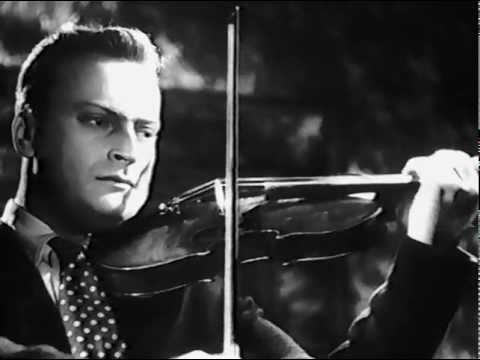 Yehudi Menuhin - Adolph Baller - Gipsy Airs  Zigeunerweisen (Pablo de Sarasate)