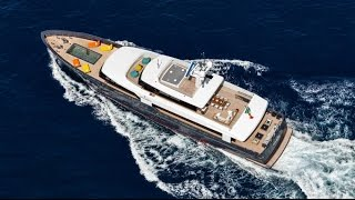 Logica 147-01 Modern Luxurious Superyacht