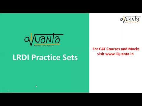 Download iQuanta SET 55 - The LRDI master    LR puzzle    CAT