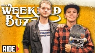 Geoff Rowley & Chase Gabor: Battle Commander, The Vans Video & Motorhead! Weekend Buzz ep. 74 pt. 1