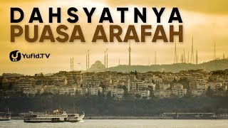 Download Video Puasa Arafah Penghapus Dosa Anda - Poster Dakwah Yufid TV MP3 3GP MP4