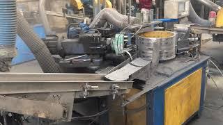 Brake lining factory