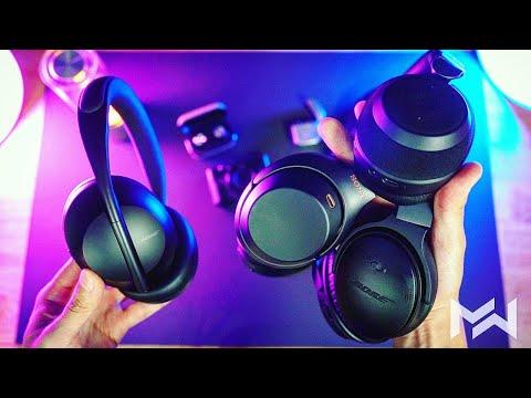 BETTER than THE REST? Bose 700 Active Noise Cancelling Headphones Comparison Review