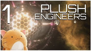 Stellaris - Giga-Plush-Engineers - Part 1 - Some Mods Are More Equal Than Others