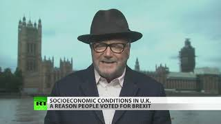 16,000 dead in UK - the Brexit connection