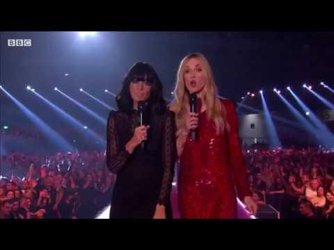 Zara Larsson - Lush Life + I Would Like - Live @ BBC Music Awards 2016-12-12