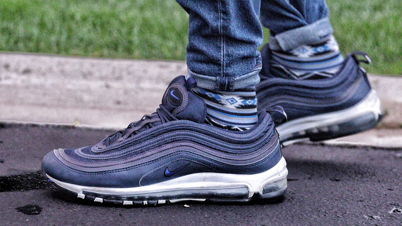 Nike Air Max 97 Obsidian Sneaker Showcase