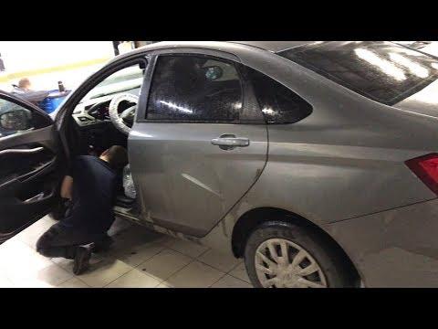 Перестал работать обогрев зеркал и заднего стекла на Lada Vesta