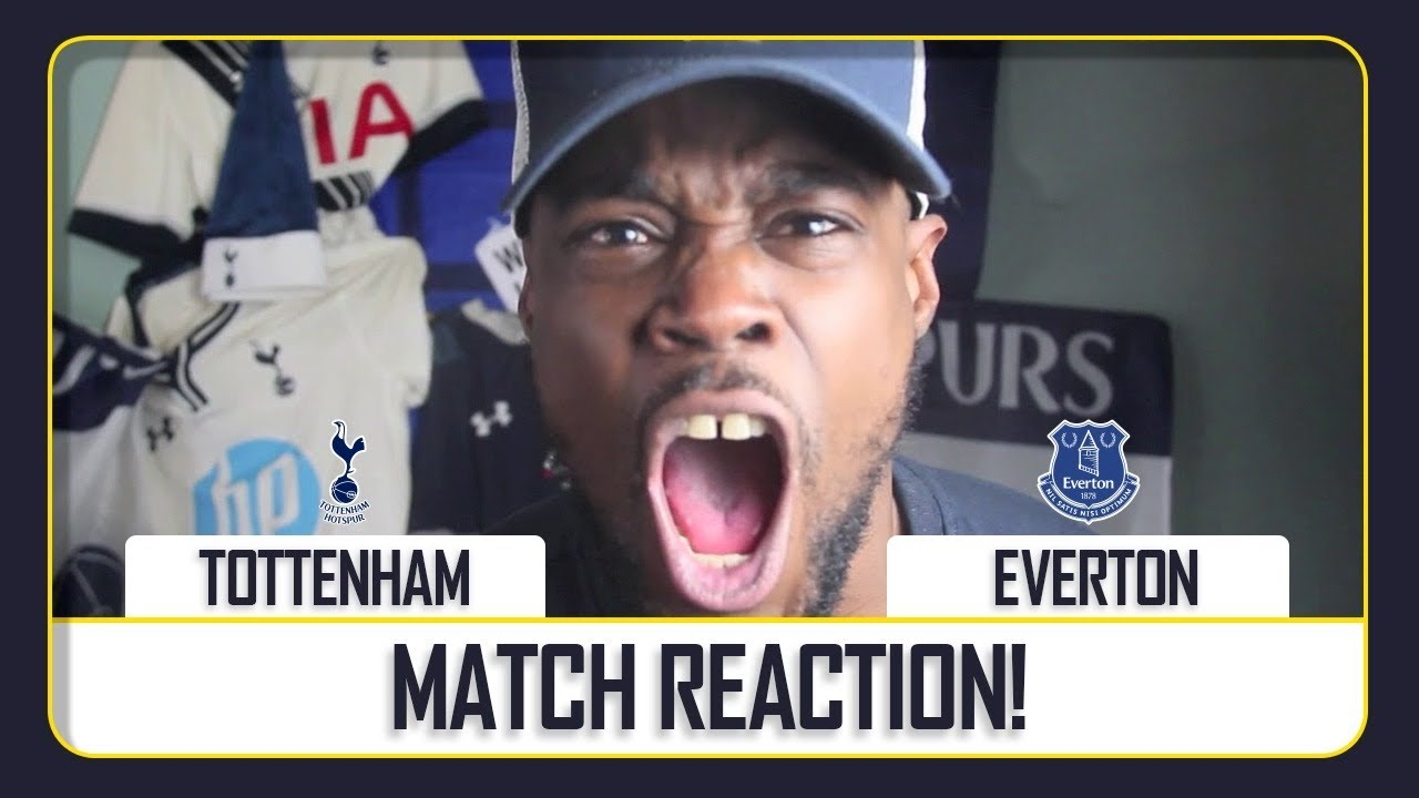 3 POINTS BUT A GAME I CAN NEVER WATCH AGAIN, SON HUGO? | Tottenham vs Everton 1-0 EXPRESSIONS REACTS