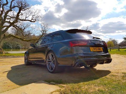 2016 Audi RS6 Review by Joe Achilles