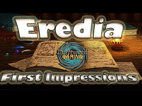 Drifty plays Eredia   First Impressions   RPG Maker MV