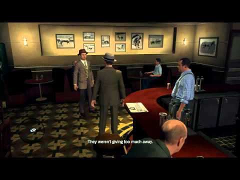 LA Noire - Traffic Desk Case 2 - 5 Star - A Marriage Made In Heaven