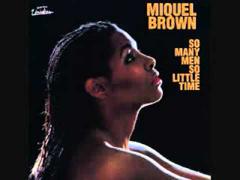 So Many Men, So Little Time - Miquel Brown 1983