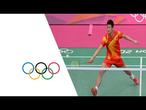 Badminton Men's Singles Bronze Medal Match - China v Korea ...