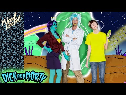 Rick and Morty Porn Parody: