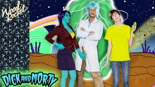 """Rick and Morty Porn Parody: """"Dick and Morty"""" (Trailer)"""