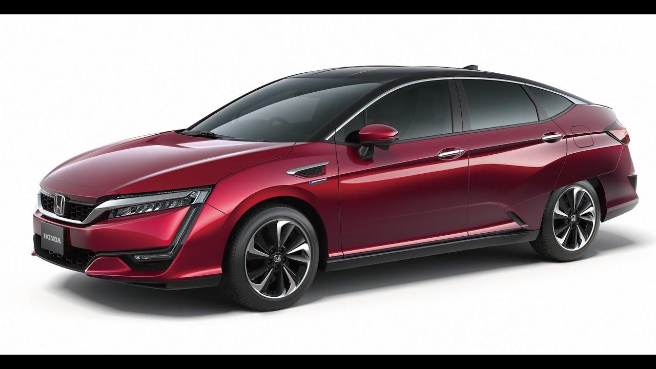 Honda News 103 All New 2016 Civic Fcv Paper