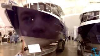 Катер Ямал-31: моторная яхта для северных экспедиций или русский китч