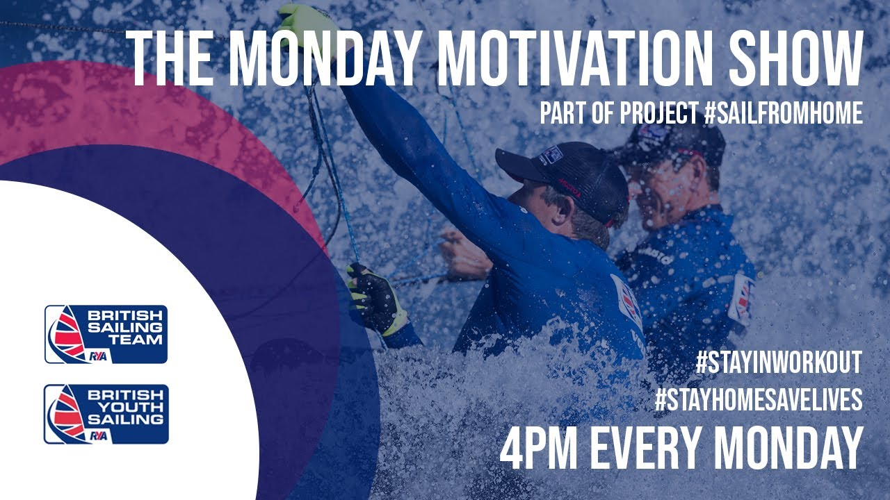 The #MondayMotivation Show - episode 8 - Getting the best from on-water sessions
