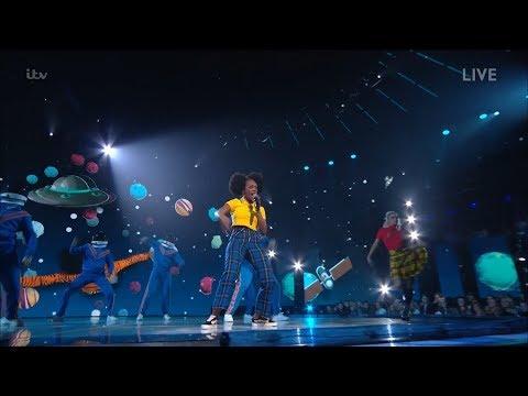The X Factor UK 2017 Rai-Elle Williams Live Shows Full Clip S14E24