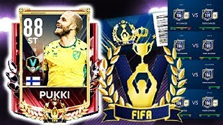 GRINDING & CLAIMING FIFA CHAMPION REWARDS ! FIFA MOBILE 19 ANDROID GAMEPLAY #4