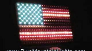 Animated USA Flag