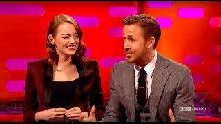 Ryan Gosling Saved Gene Kelly's Widow's Dog The Graham Norton Show