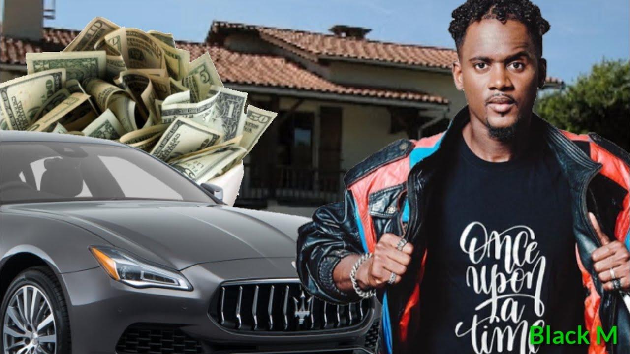 Black M: découvrez son parcours et sa richesse