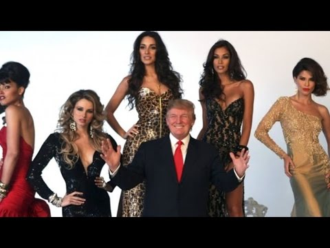 A Short History of Miss Universe under Donald Trump