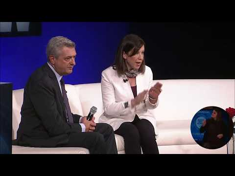 A Conversation with the UN High Commissioner for Refugees