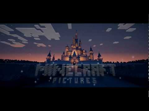 Minecraft Disney Castle