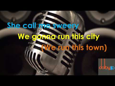 Chege_Run Town (Official Lyrics HD)