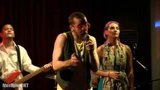 Alphamama with Neurotic - Strangers in Asia @ Mostly Jazz 09/05/14 [HD]