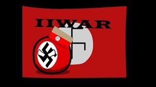 История 2 Мировой Войны-В Кратце (1Часть)
