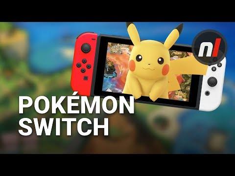 Pokémon Switch - Everything We Know So Far