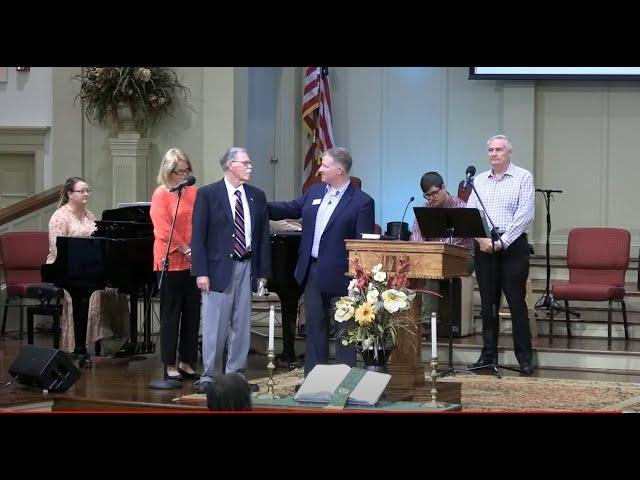 November 22, 2020 Service at First Baptist Thomson, Streaming License 201531172