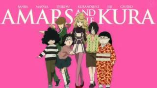 12 Days Of Anime Day 1 : Kuragehime